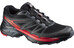 Salomon M's Wings Pro 2 Shoes Black/Dark Cloud/Radiant Red